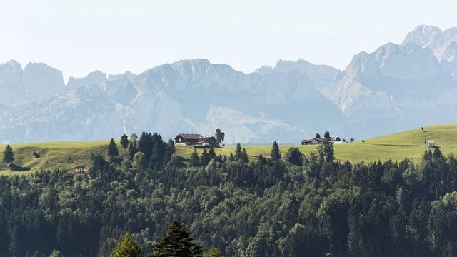 Ein neues Hotel soll dem Tourismus im Appenzellerland Auftrieb geben.
