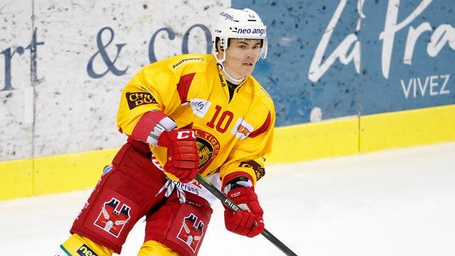 Ville Koistinen spielt ab sofort in der DEL für Ingolstadt.