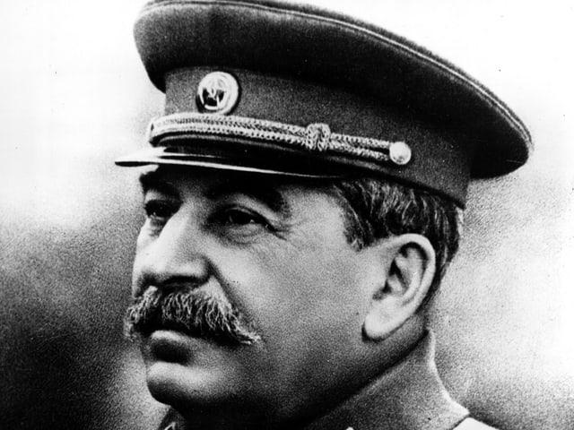 Porträt Stalin