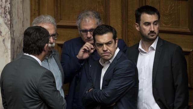 Politichers grecs.