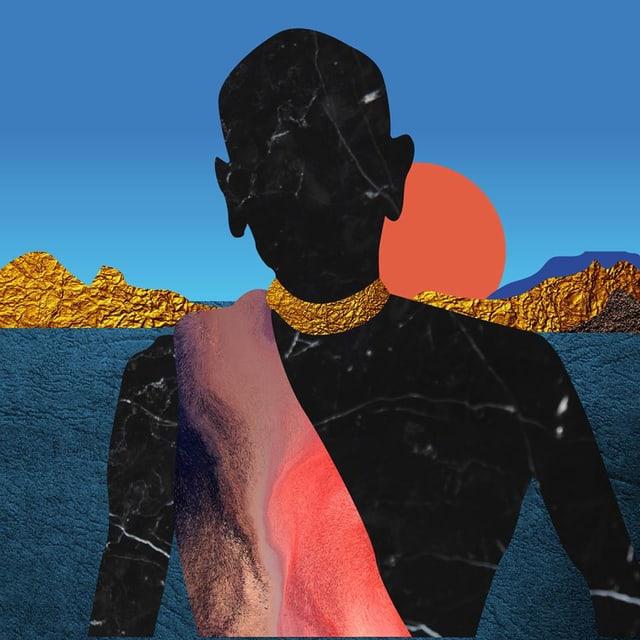 Clap! Clap! zeigt sich nicht gern. Auch die Figur auf dem Cover seinen aktuellen Albums «Tayi Bebba» hat kein Gesicht.
