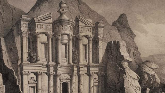 Video «Petra - Wunder in der Wüste» abspielen