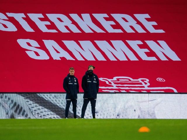 Die norwegischen Spieler können am Sonntag nicht in Bukarest antreten.