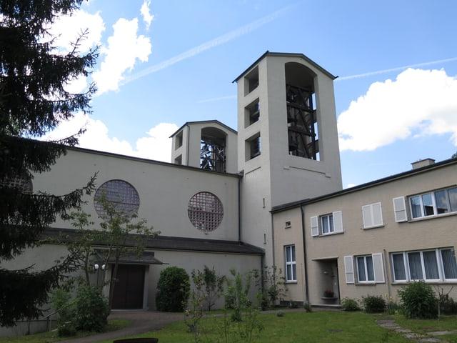 Kirche.