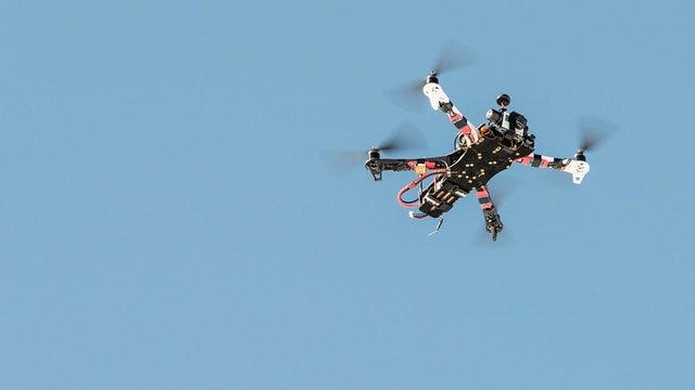 Durant il campiunadi mundial da skis a San Murezzan ston las dronas restar per terra.