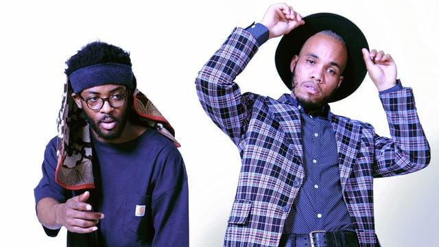 NxWorries: Knwxledge & Anderson .Paak
