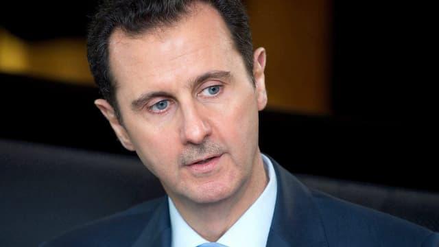 Baschar Assad, Aufnahme von 2015.