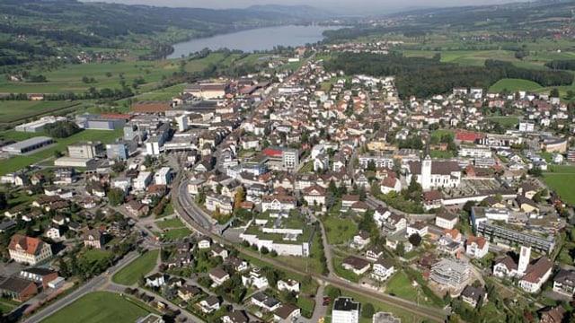 Hochdorf und Baldeggersee