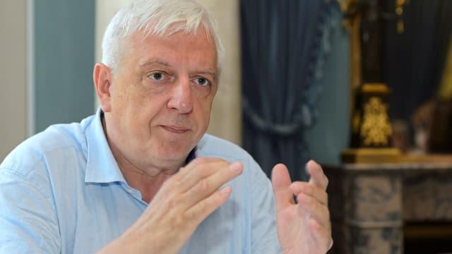 Ueli Leuenberger
