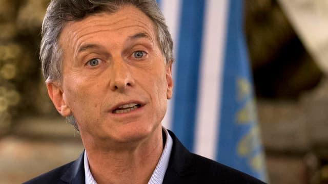 President argentin.