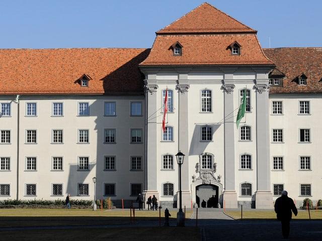 Regierungsgebäude St. Gallen