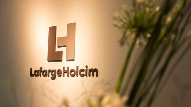 Logo da LafargeHolcim
