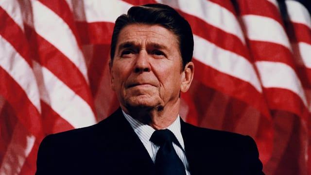 Es begann mit Reagans Weltraum-Schutzschild