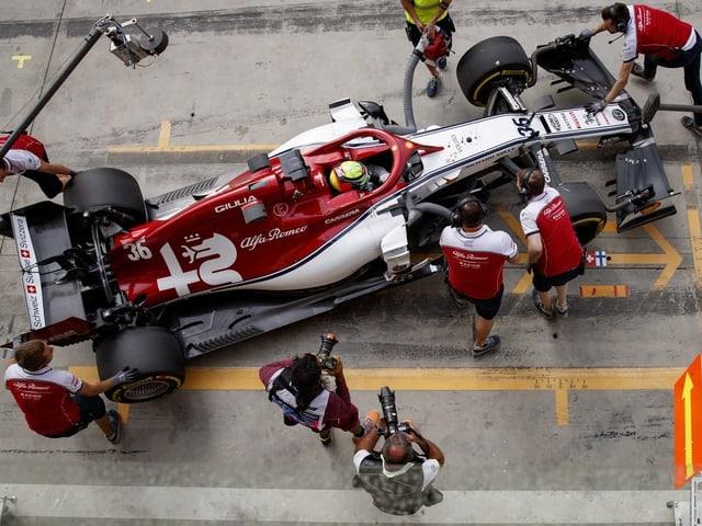 News aus dem Motorsport - Monchaux wird Technischer Direktor bei Alfa Romeo