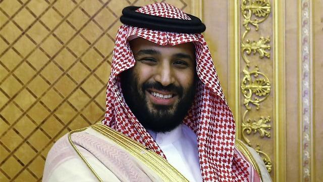 Kronprinzen Mohammed bin Salman