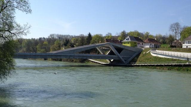 Brückenbild, Entlastung Region Olten