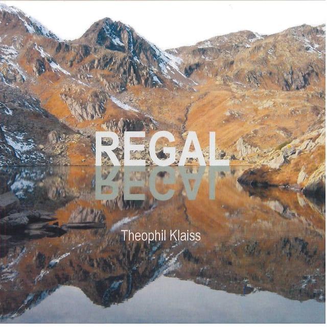 il cover da la disc da Theophil Klaiss