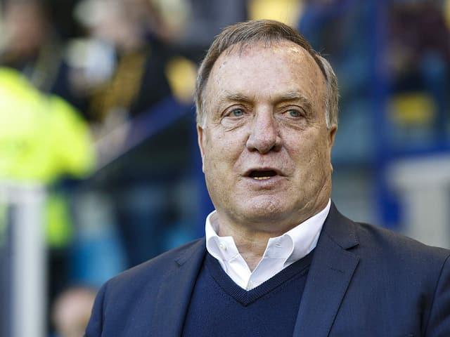 Dick Advocaat coacht neu Feyenoord.