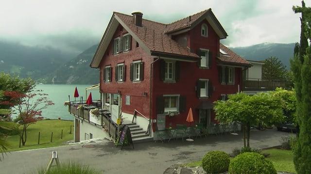 Video «Vierwaldstättersee – Tag 3 – Restaurant Fischli am See, Bauen» abspielen