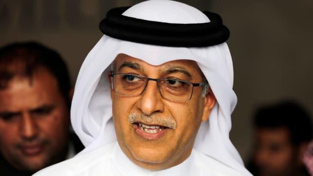 Bild von Scheich Salman bin Ibrahim al-Khalifa