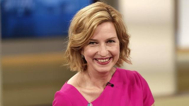 Irina von Wiese, Mitglied des Europäischen Parlaments.