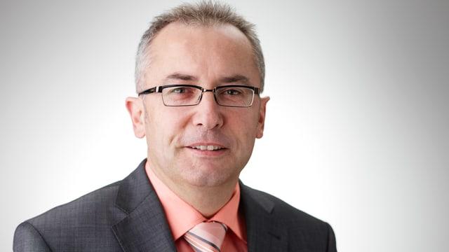 Thomas Ammann, CVP.