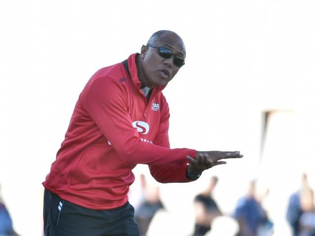 Guingamp-Trainer Antoine Kombouaré