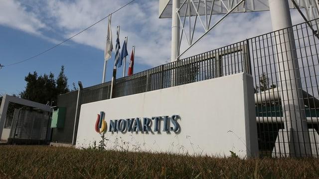 Novartis-Sitz in Griechenland.