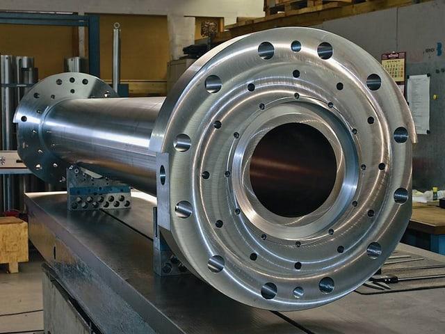 Metallzylinder