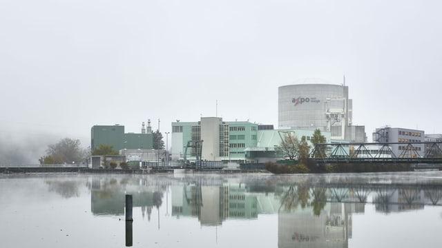 Ovra atomara Beznau