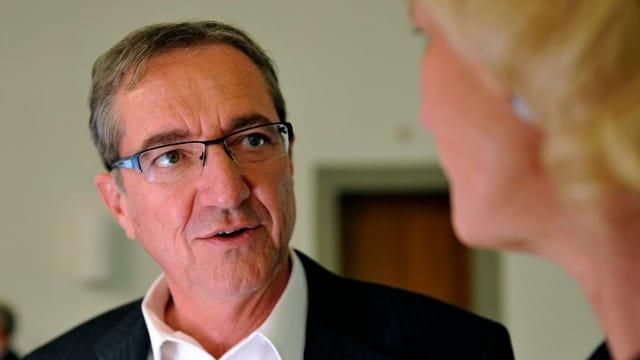 Der Luzerner Regierungsrat Robert Küng.