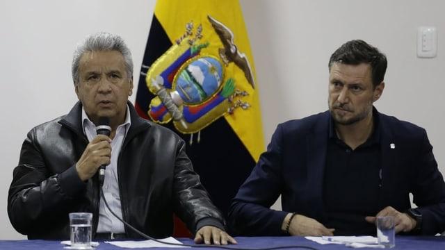 Ecuador/Moreno.