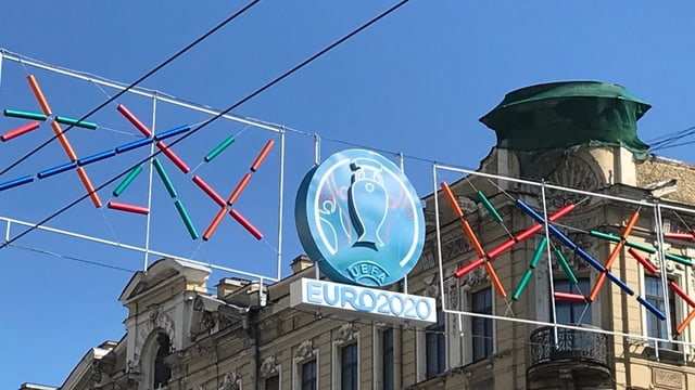 Euro 2020: Ord las giassas da St. Petersburg