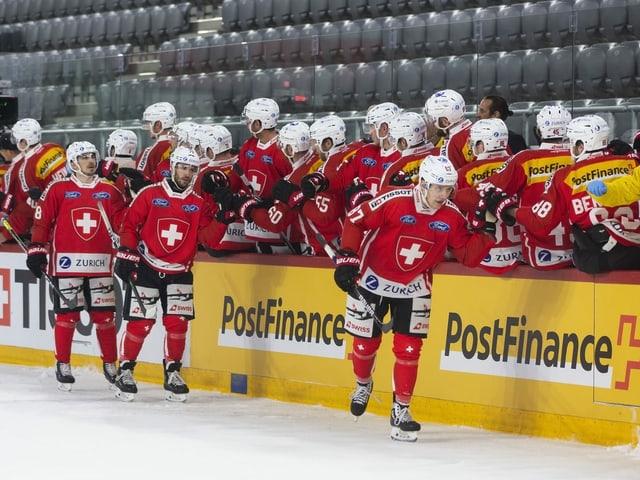 Schweizer Eishockeyspieler.