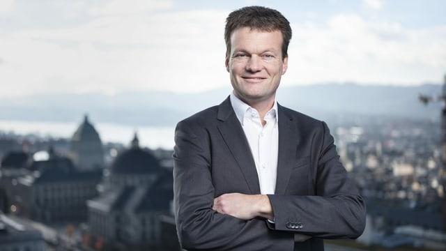 ETH-Klimaforscher Reto Knutti