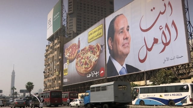 Video «Al Sisi – Die Macht am Nil» abspielen