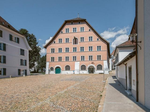 Museum Altes Zeughaus Solothurn Aussenansicht