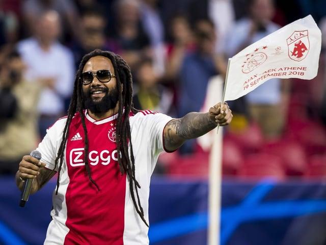 Ky-Mani Marley im Ajax-Trikot
