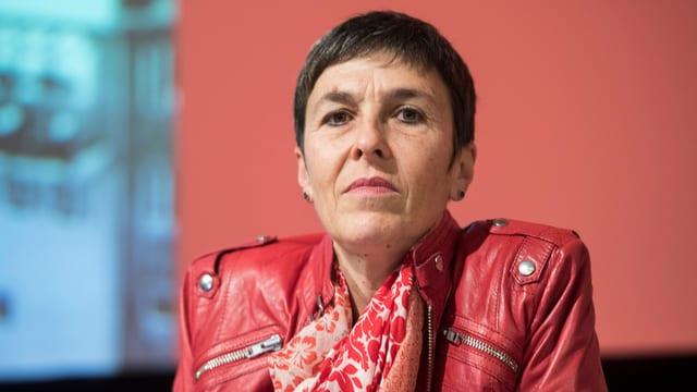 SP-Nationalrätin Barbara Gysi.