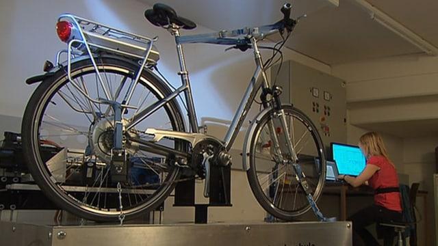 Fahrrad im Test