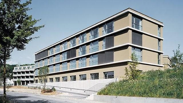 Alters- und Pflegeheim Blumenrain in Therwil.