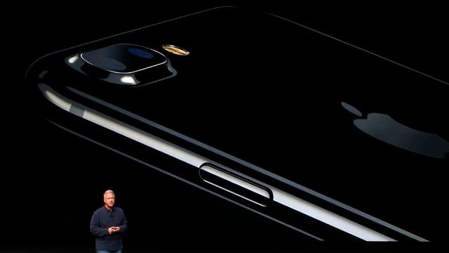 Bild des neuen iPhones.