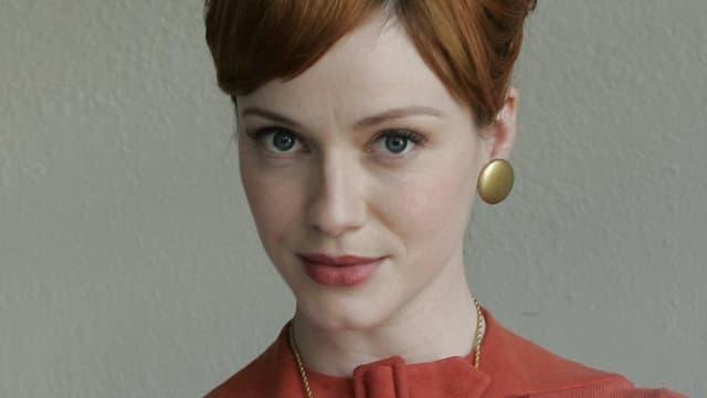 Joan Holloway  gespielt von Christina Hendricks