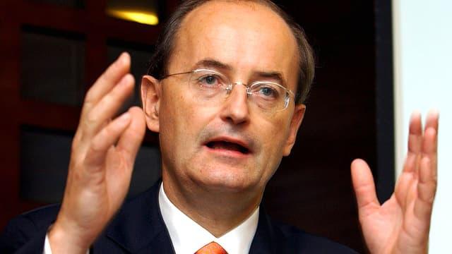 Felix Ehrat von der Novartis.