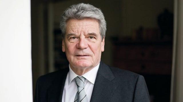 Video «Der deutsche Bundespräsident Joachim Gauck im Exklusivgespräch» abspielen