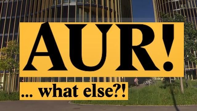 Laschar ir video «Aur ... what else?!»
