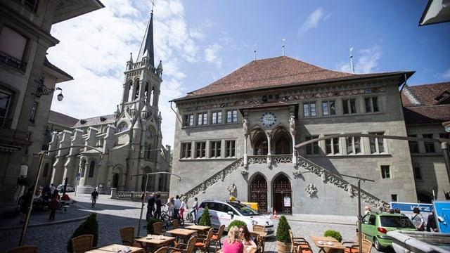 Berner Rathaus