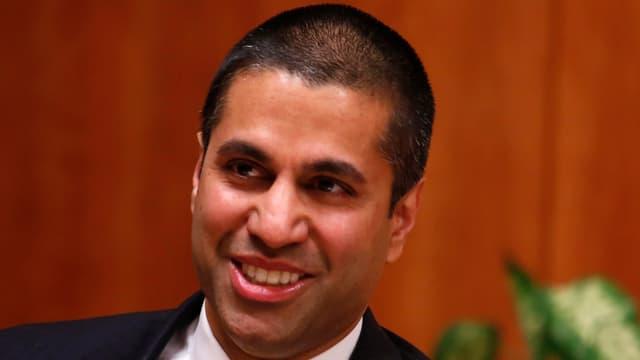 Der FCC-Vorsitzende Ajit Pai