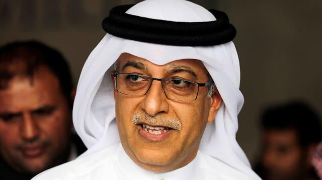 Schaic Salman bin Ibrahim al-Chalifa