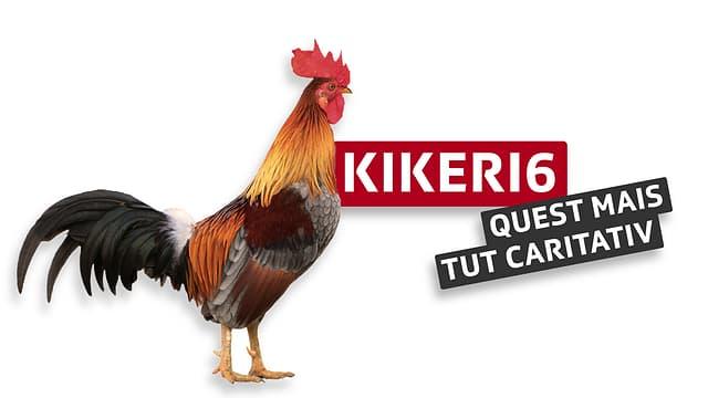 «Kikeri6 caritativ»